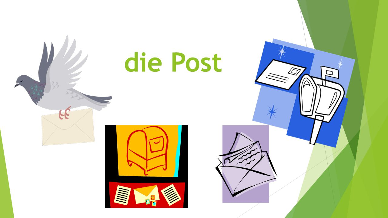 die Post