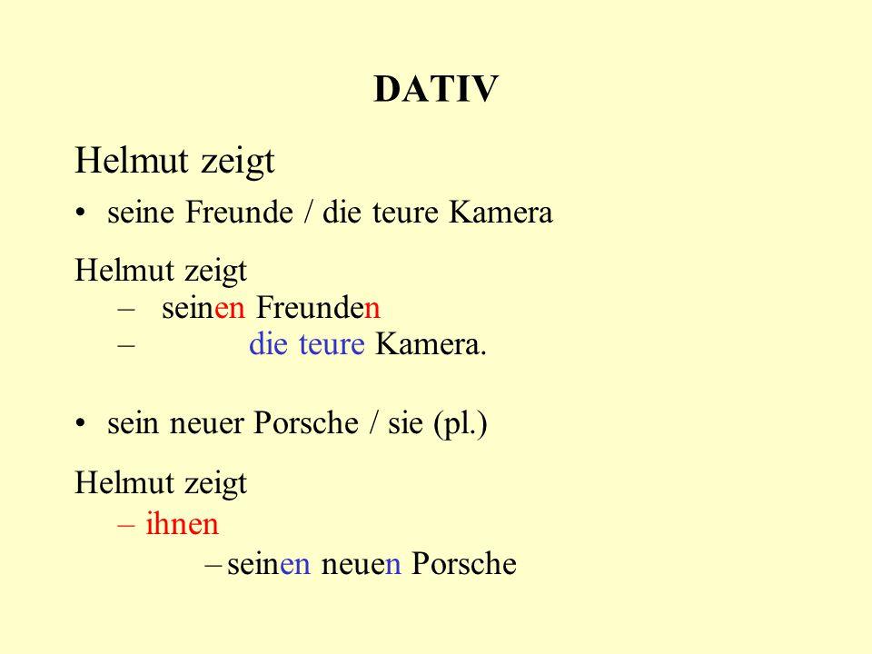 DATIV Helmut zeigt seine Freunde / die teure Kamera seinen Freunden