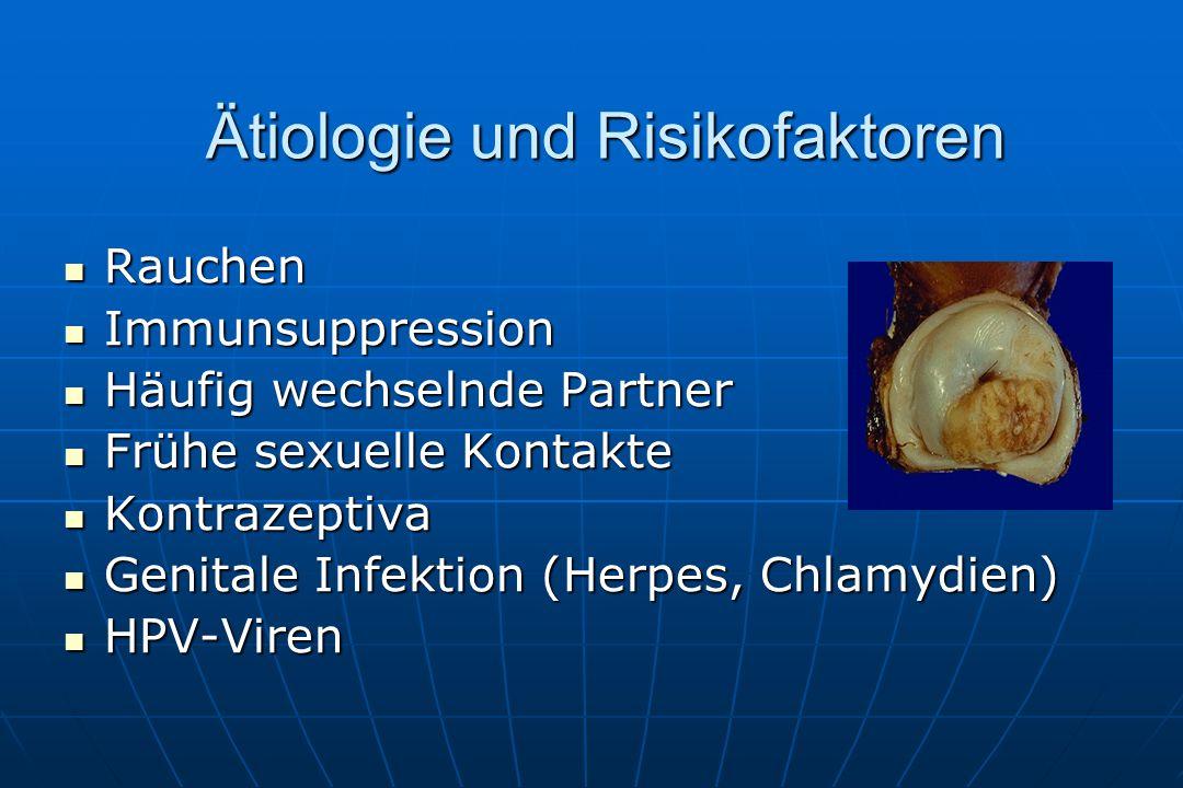 Ätiologie und Risikofaktoren