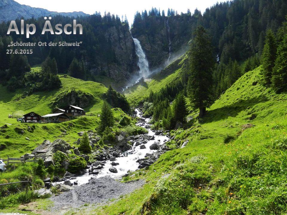 """""""Schönster Ort der Schweiz"""