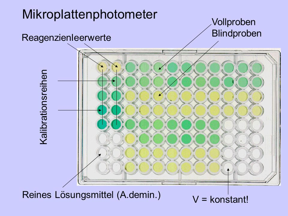 Mikroplattenphotometer