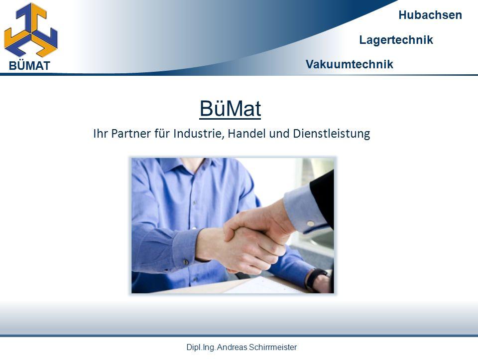 Ihr Partner für Industrie, Handel und Dienstleistung