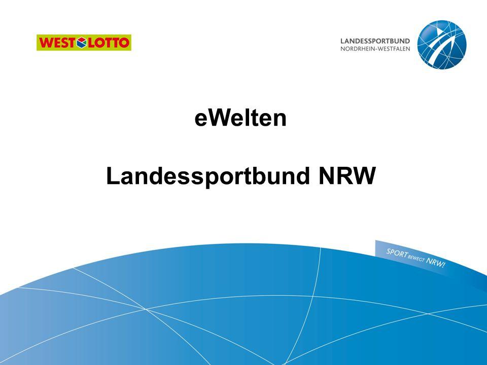 eWelten Landessportbund NRW