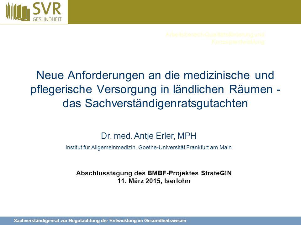Abschlusstagung des BMBF-Projektes StrateG!N 11. März 2015, Iserlohn
