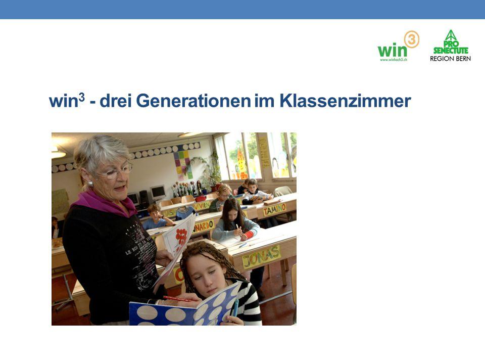 win3 - drei Generationen im Klassenzimmer