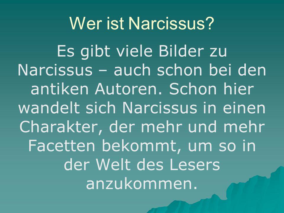 Wer ist Narcissus