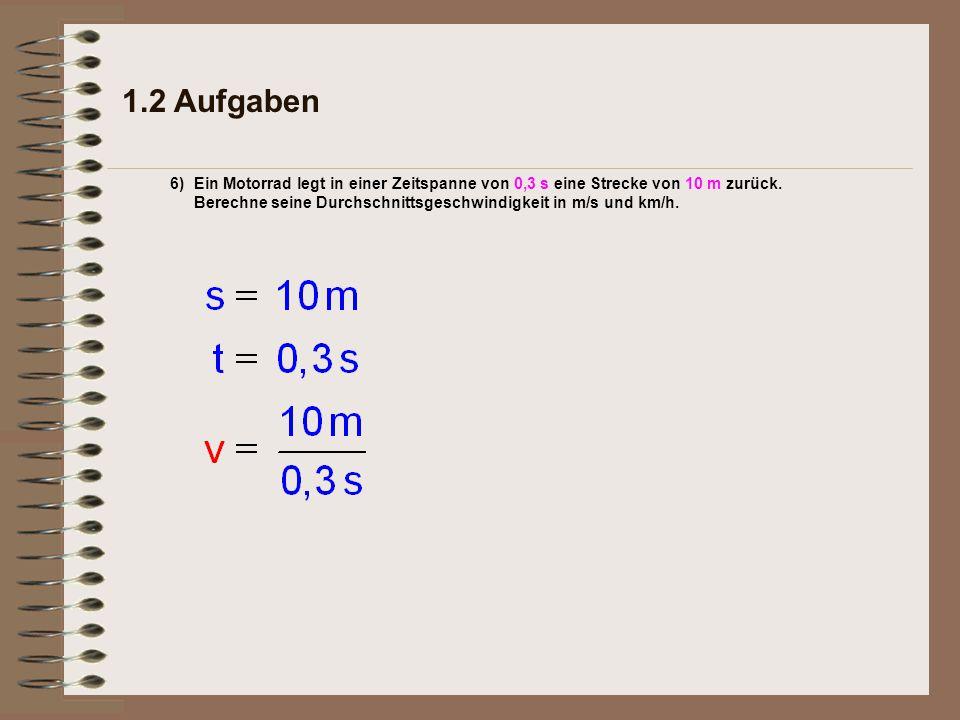 1.2 Aufgaben 6)