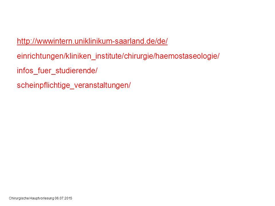 http://wwwintern. uniklinikum-saarland