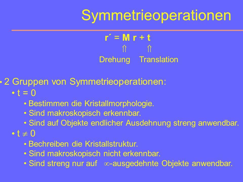 Symmetrieoperationen