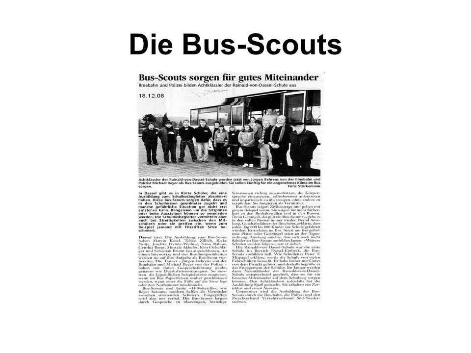 Die Bus-Scouts