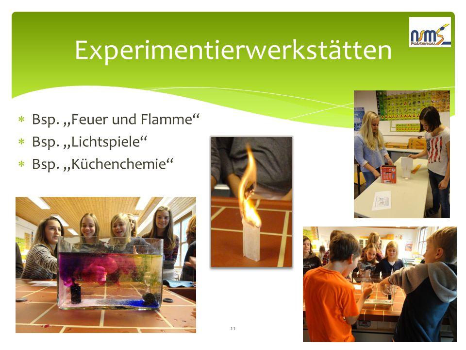 Experimentierwerkstätten