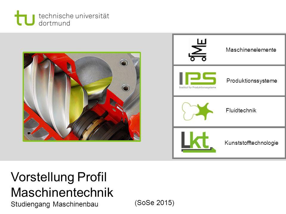Vorstellung Profil Maschinentechnik