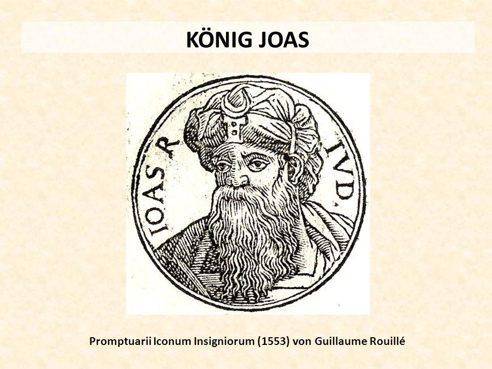 Promptuarii Iconum Insigniorum (1553) von Guillaume Rouillé