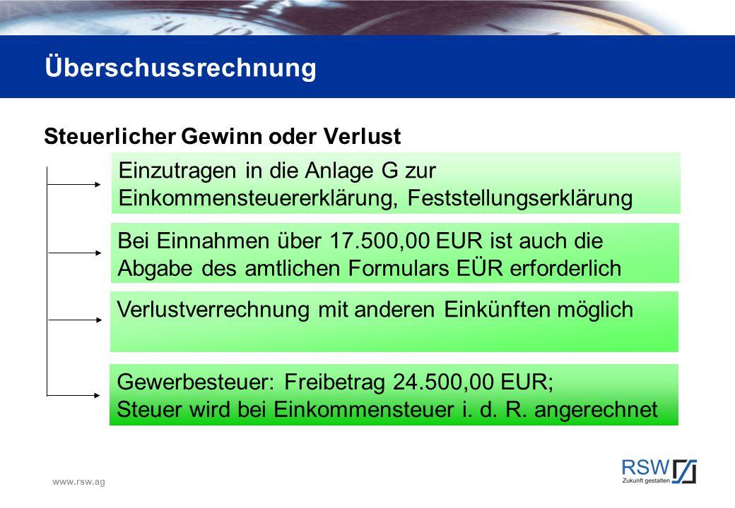 Betriebseinnahmen Auszahlungen vom Energieversorgungsunternehmen netto