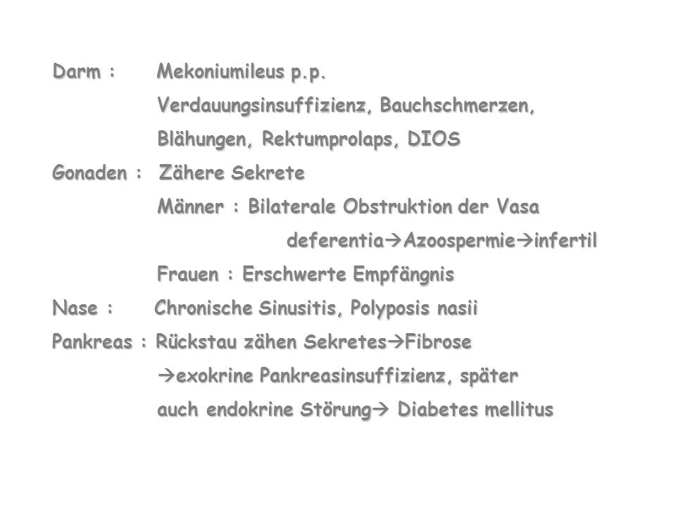 Darm : Mekoniumileus p.p.