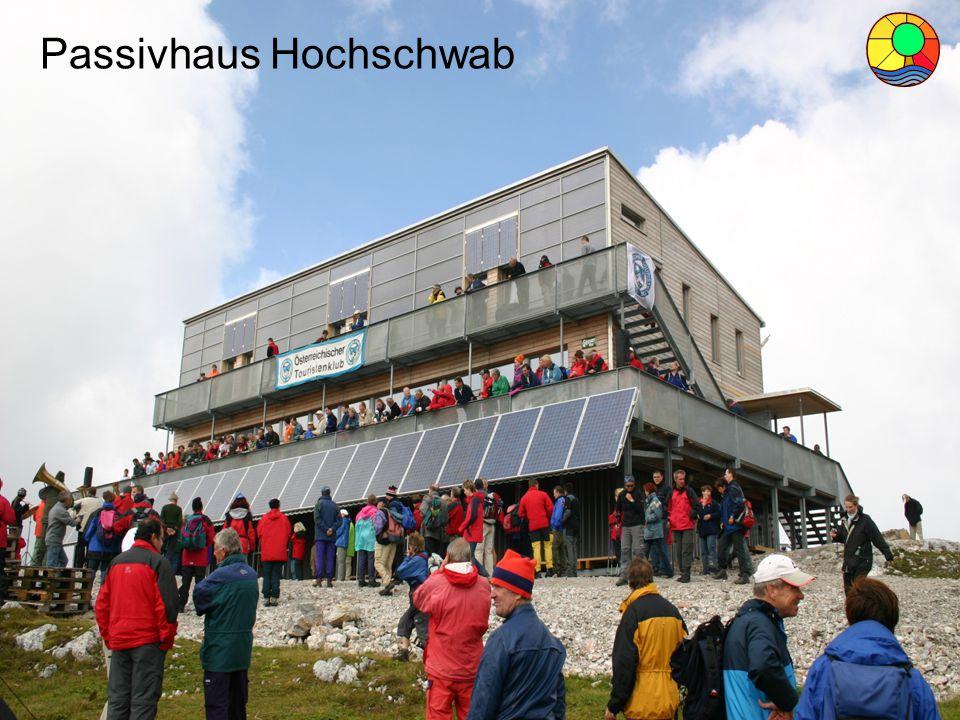 Passivhaus Hochschwab