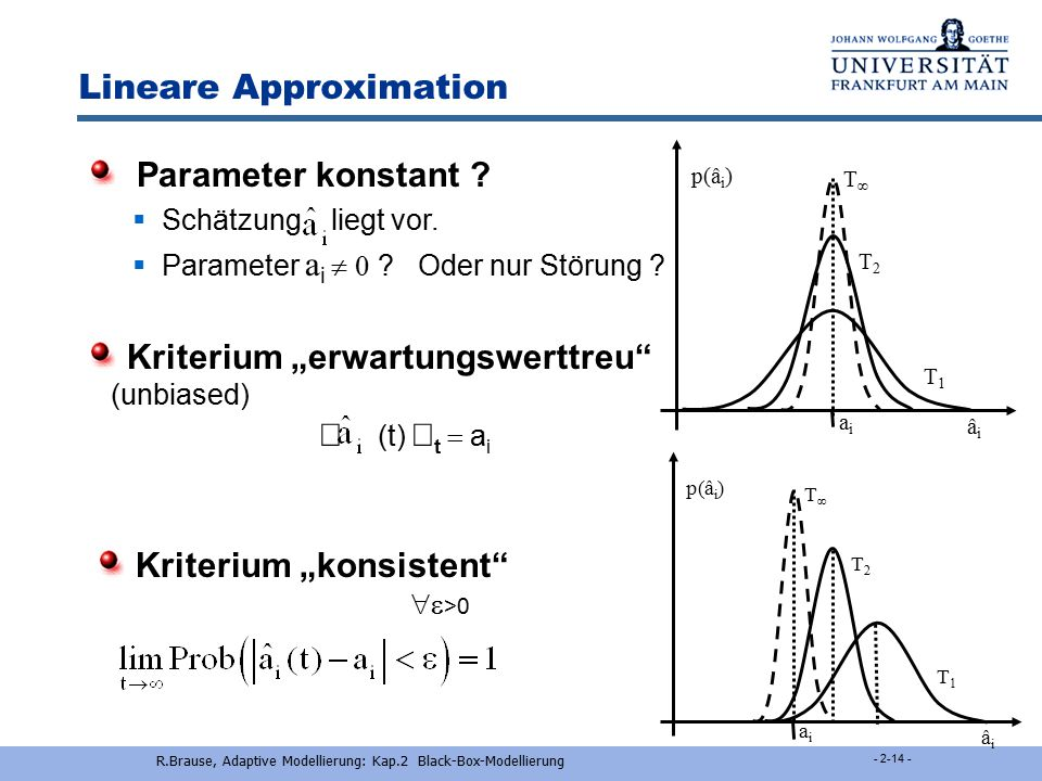 Lineare Approximation
