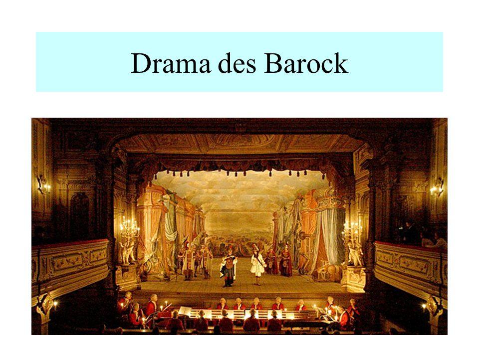Drama des Barock