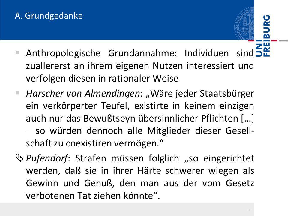 A. Grundgedanke