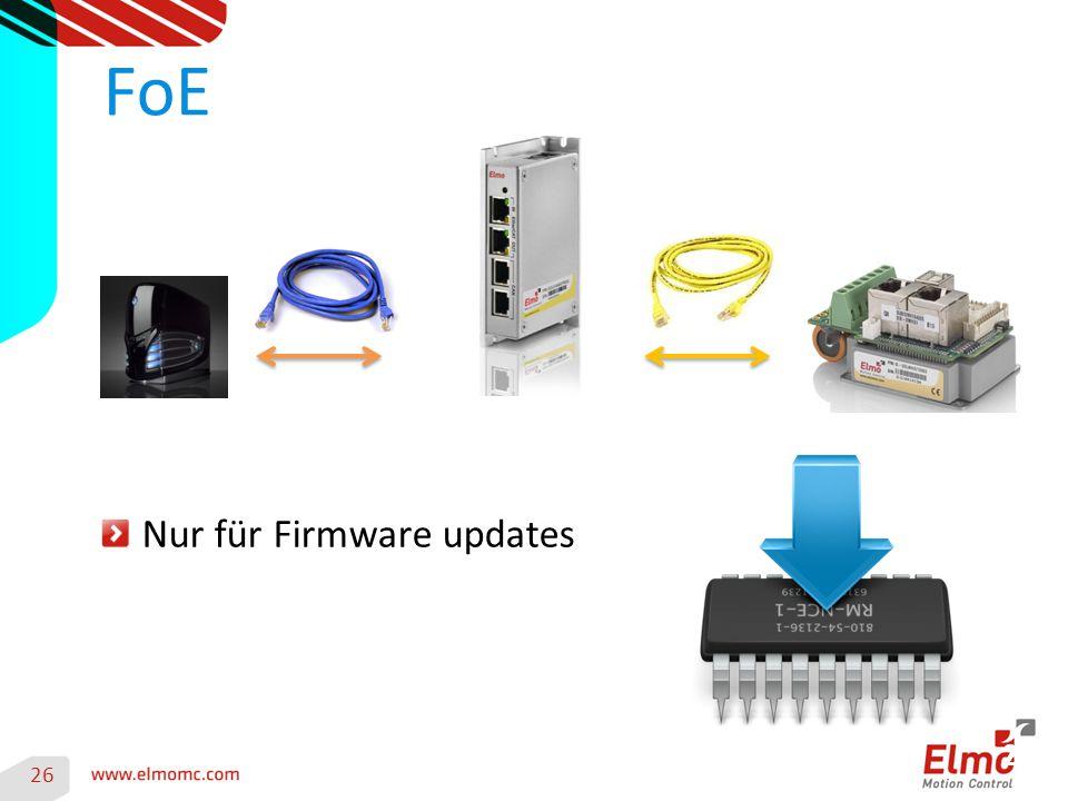 FoE Nur für Firmware updates 26