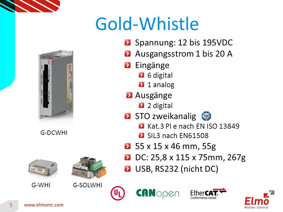 Gold-Whistle Spannung: 12 bis 195VDC Ausgangsstrom 1 bis 20 A Eingänge