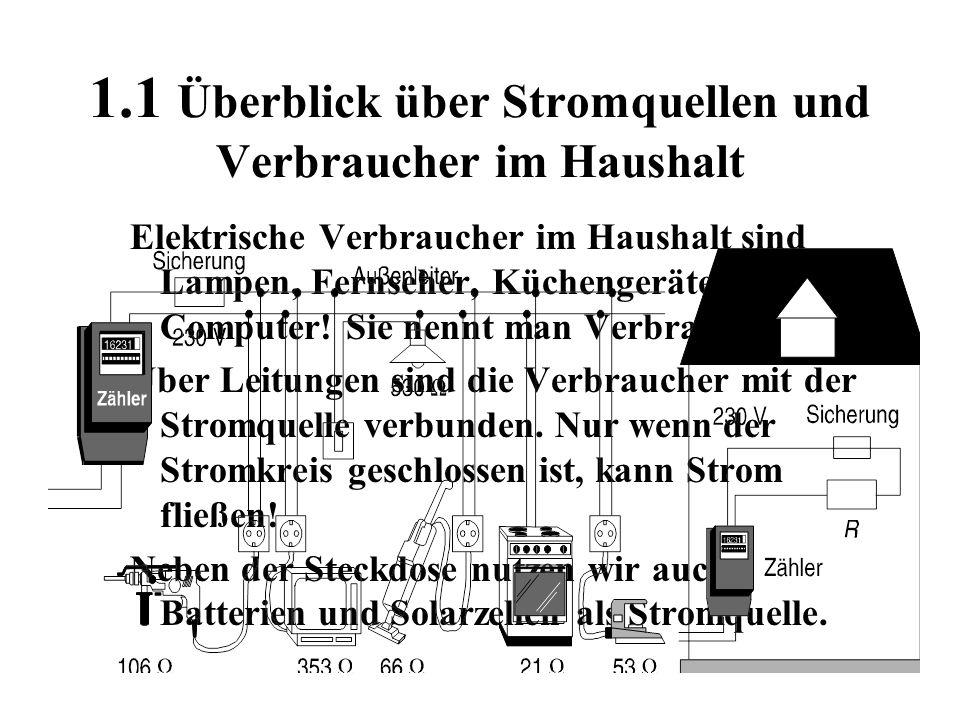 Nett Elektrische Haushaltsstromkreise Zeitgenössisch - Elektrische ...
