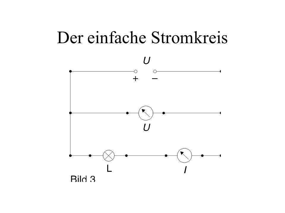 Der einfache Stromkreis