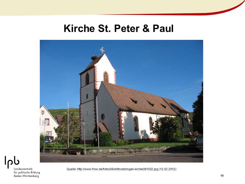 Kirche St.