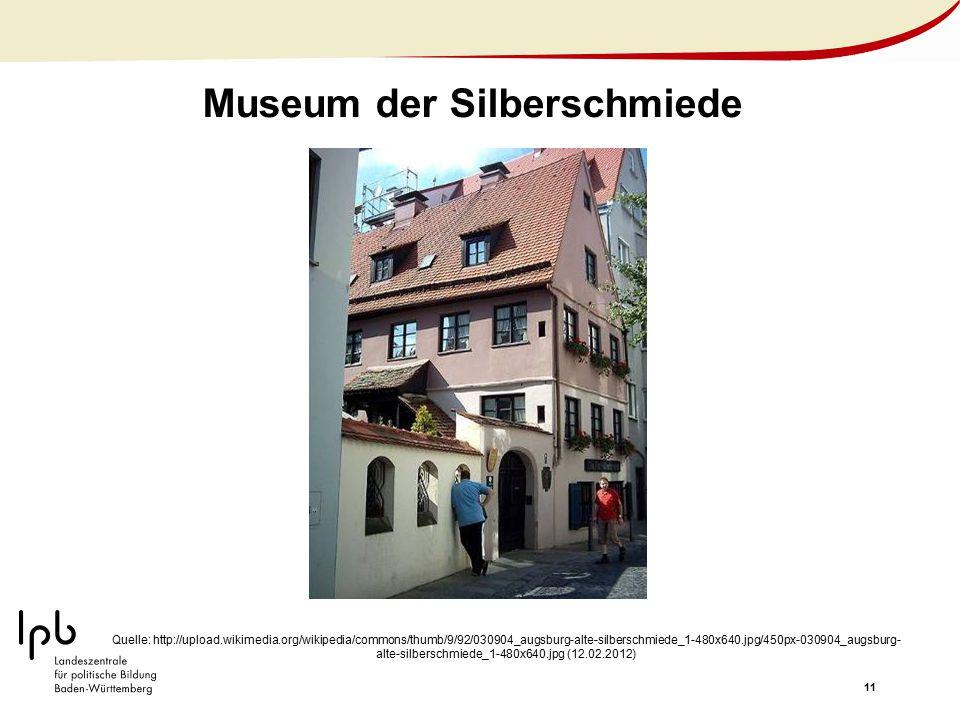 Museum der Silberschmiede