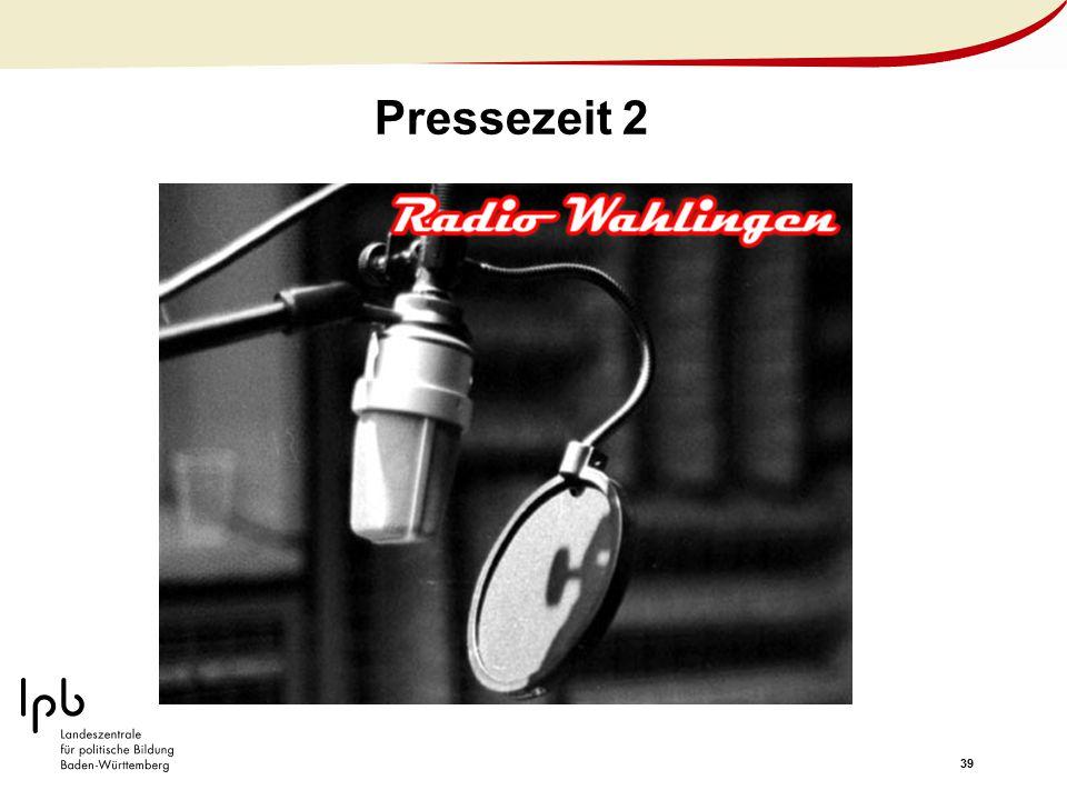 Pressezeit 2