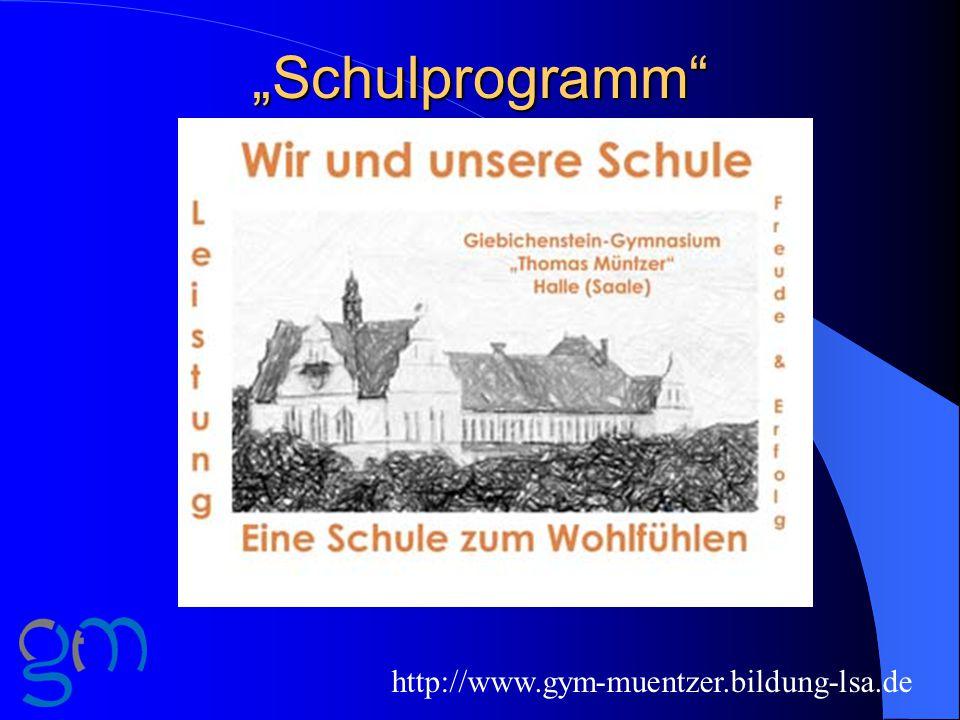 """Schulprogramm http://www.gym-muentzer.bildung-lsa.de"