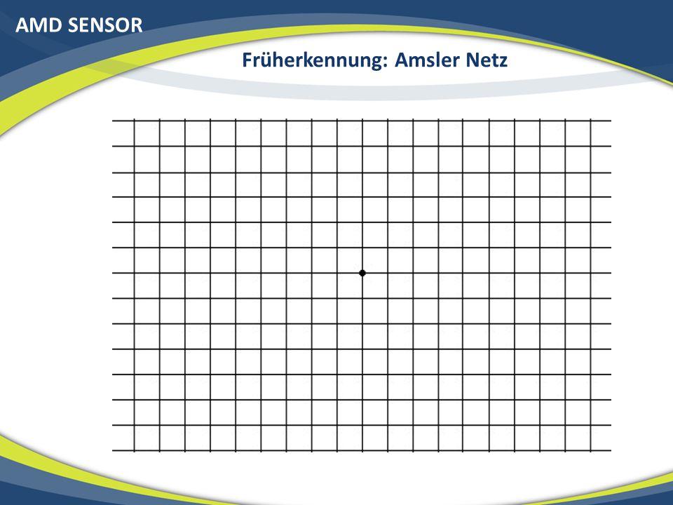 Früherkennung: Amsler Netz