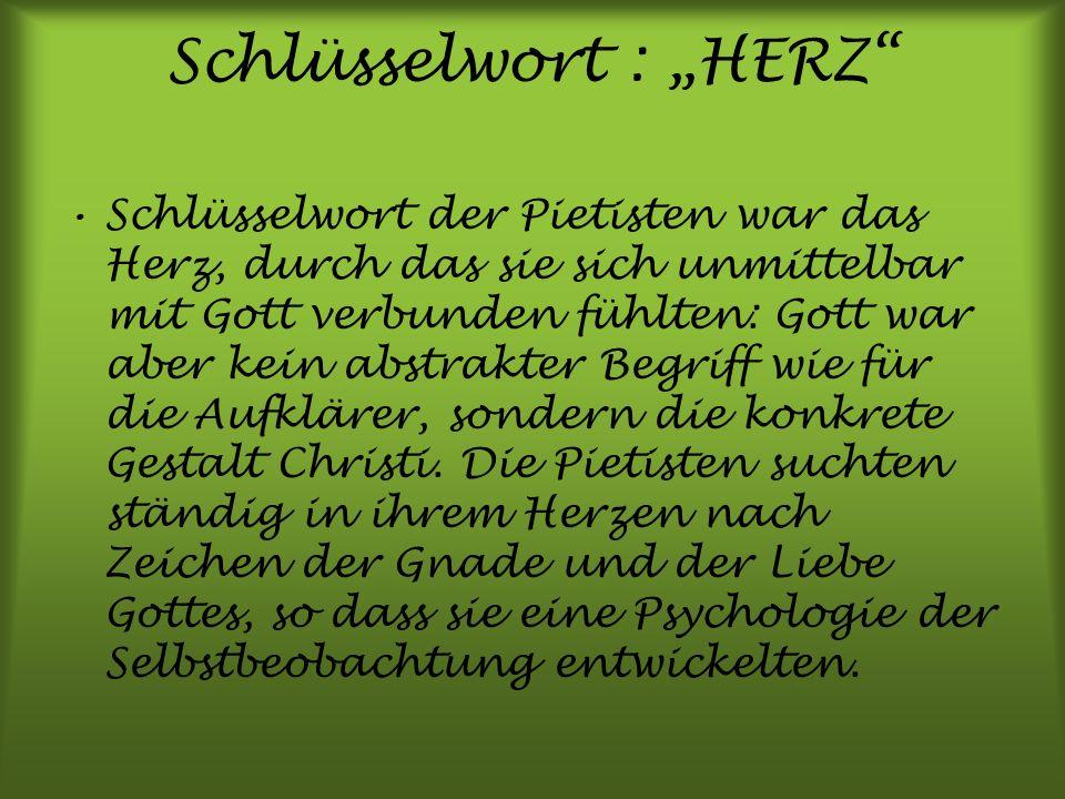 """Schlüsselwort : """"HERZ"""