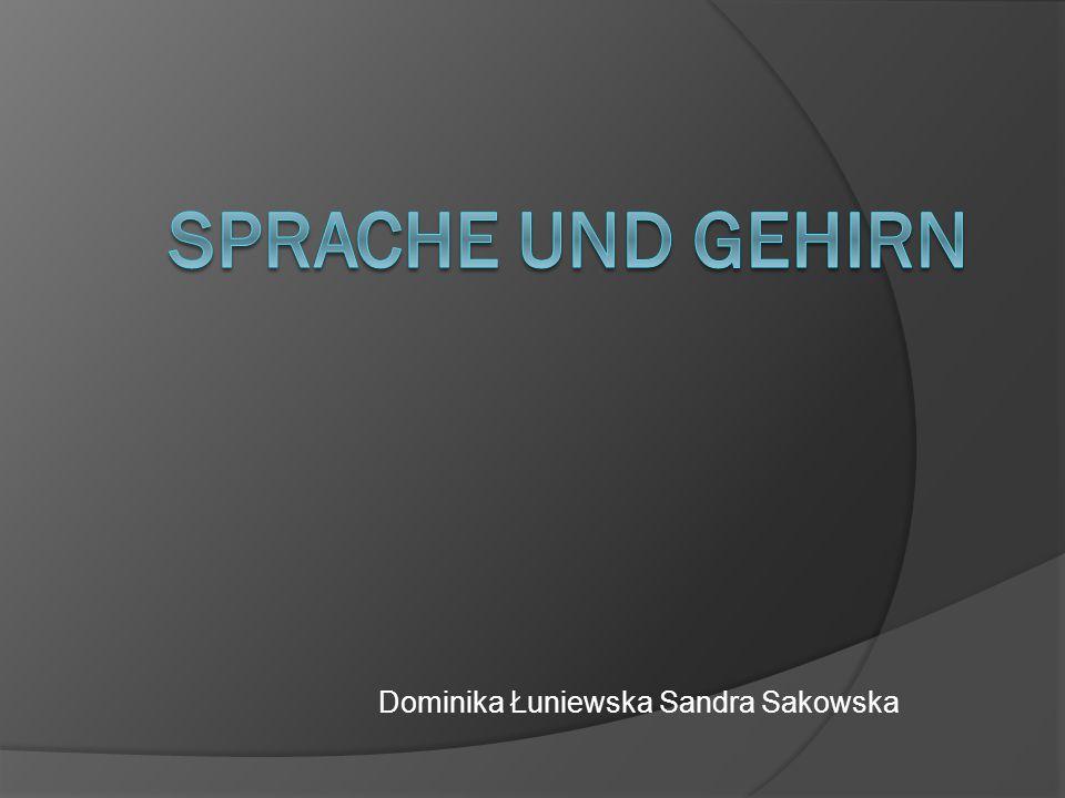 Dominika Łuniewska Sandra Sakowska