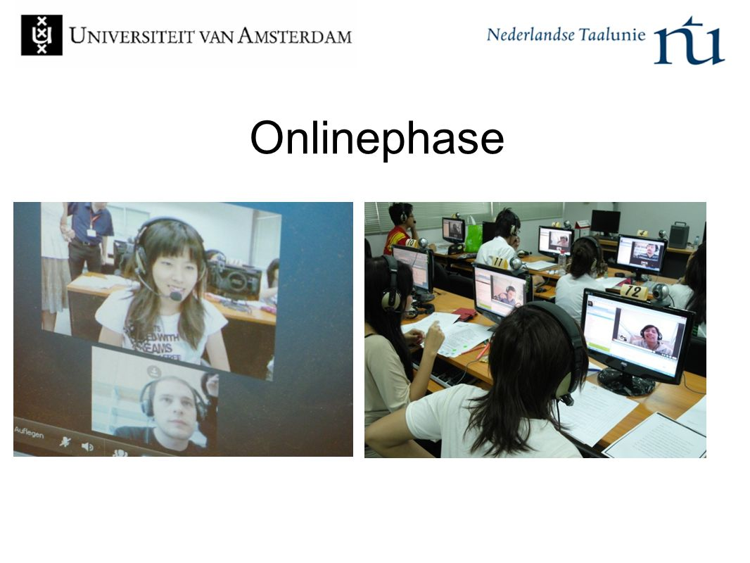 Onlinephase