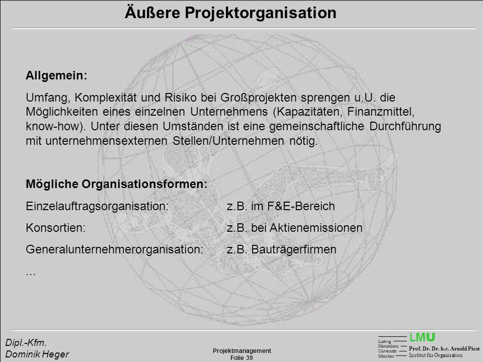 Planungsinstrumente: Netzplantechnik