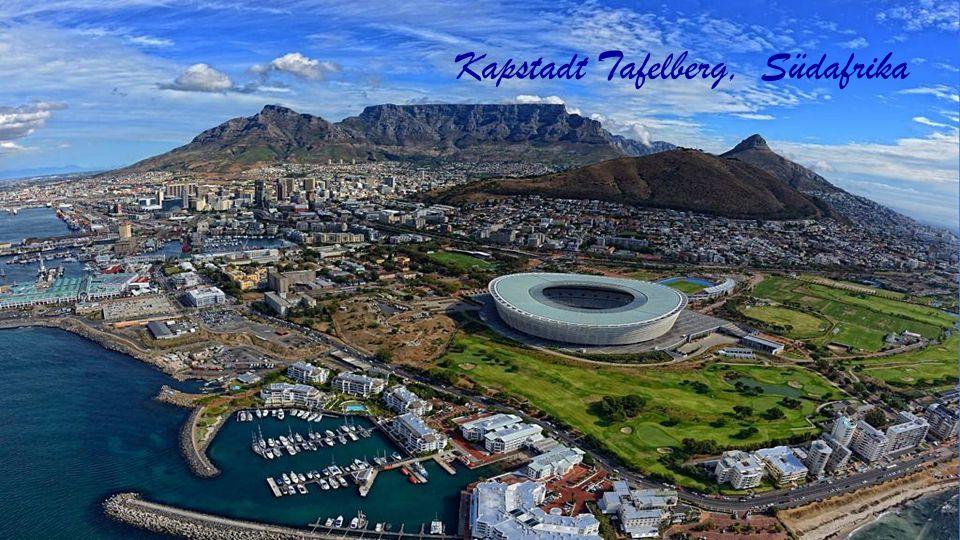 Kapstadt Tafelberg, Südafrika