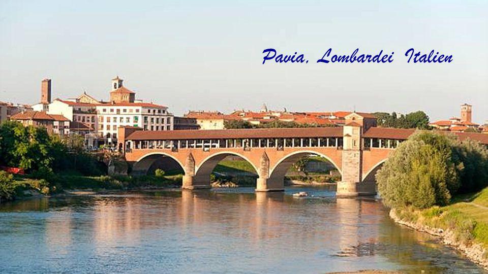 Pavia, Lombardei Italien