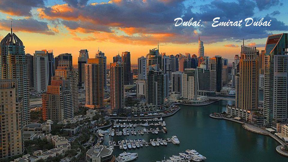 Dubai, Emirat Dubai