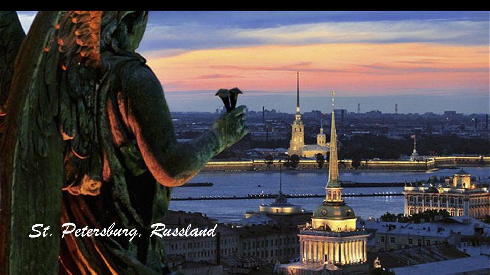 St. Petersburg, Russland