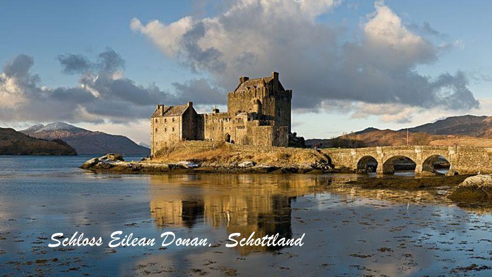 Schloss Eilean Donan, Schottland