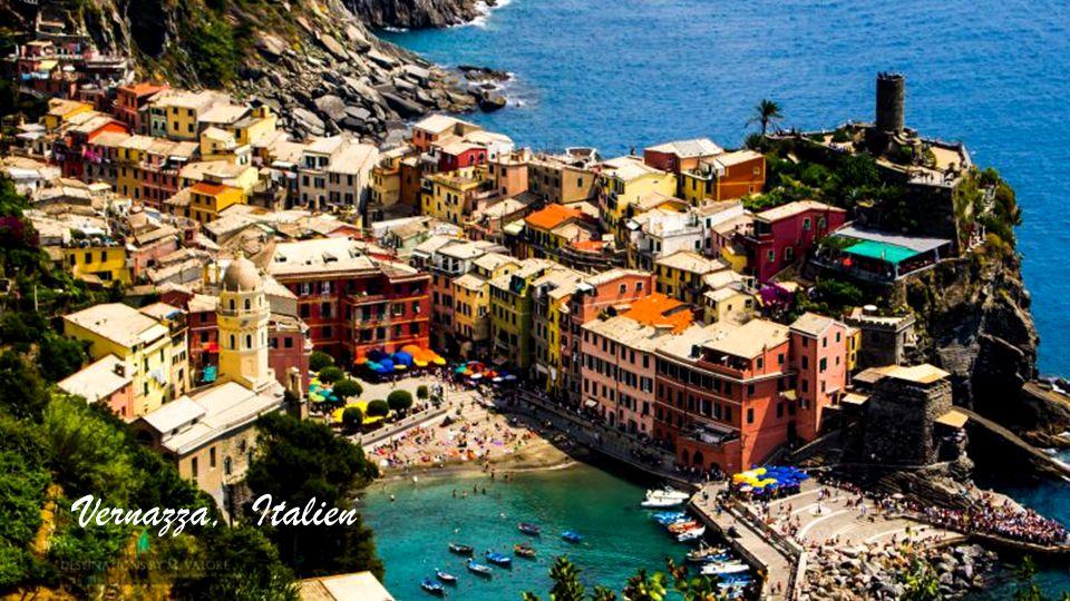 Vernazza, Italien
