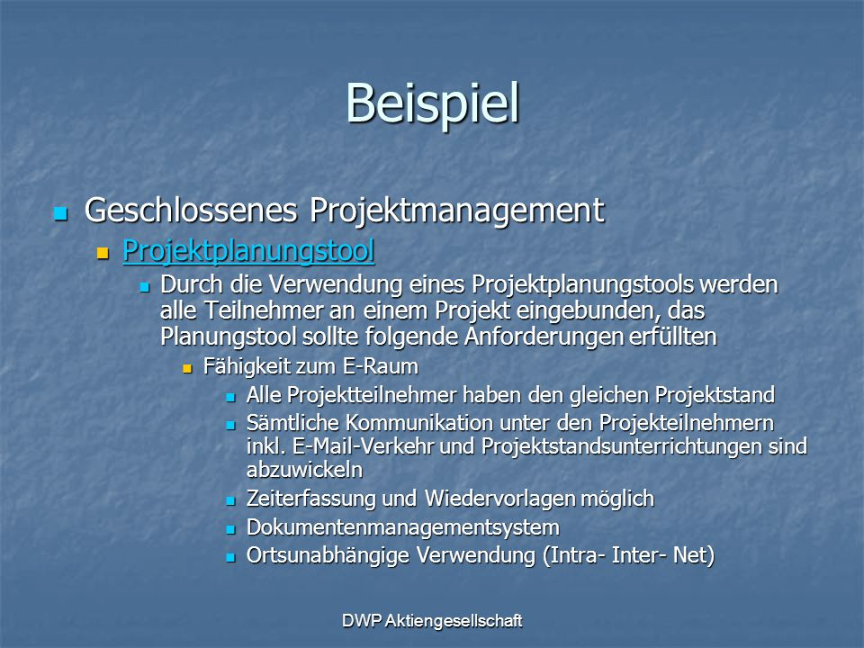 DWP Aktiengesellschaft