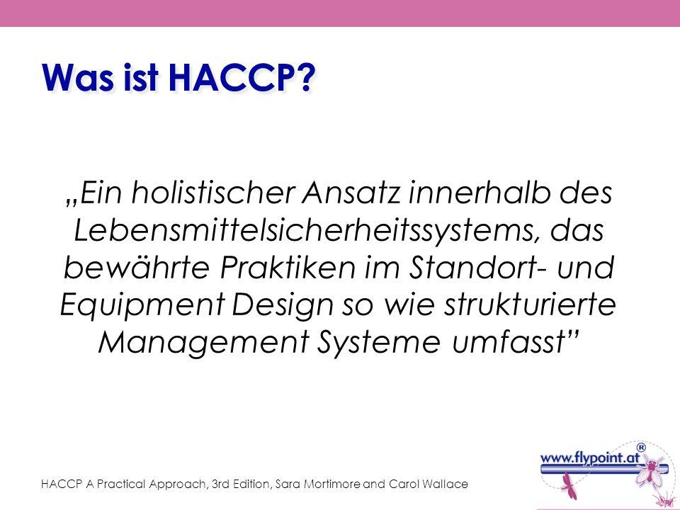 Was ist HACCP