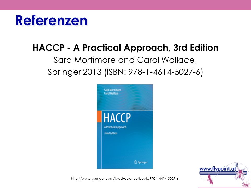 HACCP - A Practical Approach, 3rd Edition