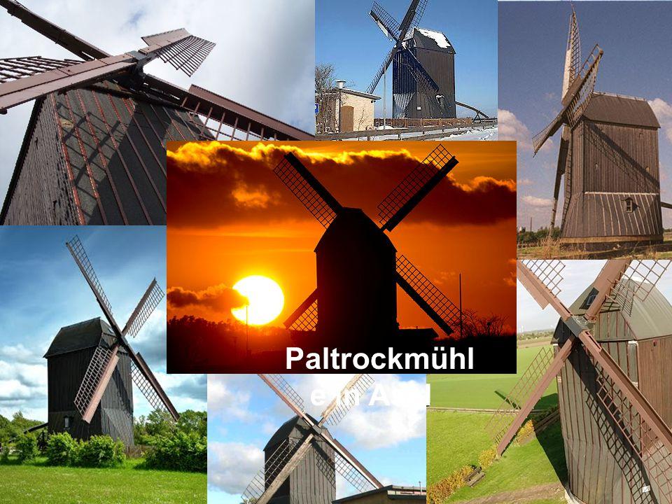Paltrockmühle in Asel