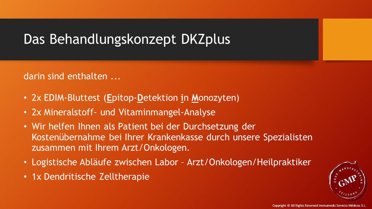 Das Behandlungskonzept DKZplus