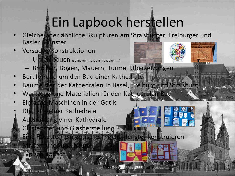 Ein Lapbook herstellen