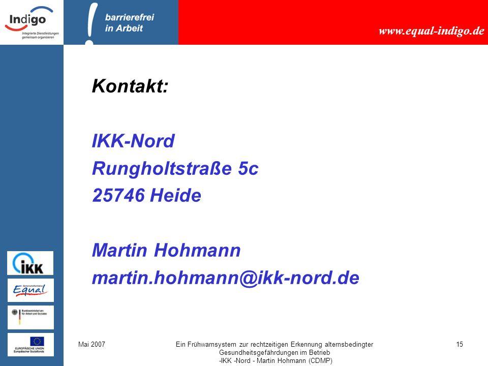 -IKK -Nord - Martin Hohmann (CDMP)