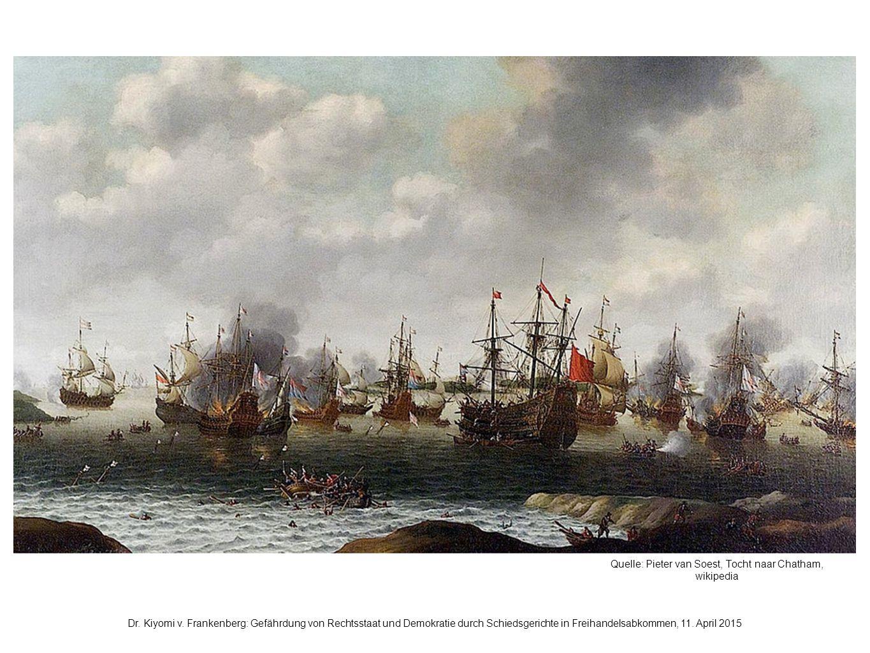 Quelle: Pieter van Soest, Tocht naar Chatham, wikipedia